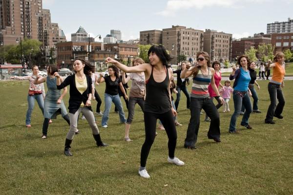 Global Dancing