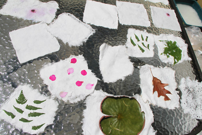 Hand-made Paper