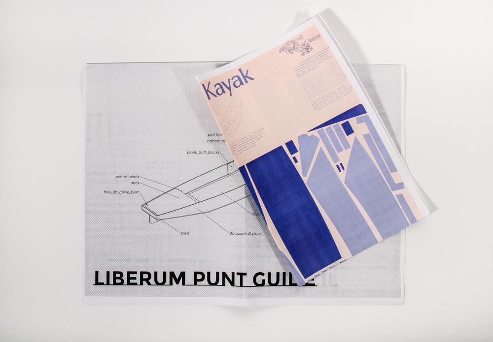 Mare Liberum, Liberum Dory, Radical Seafaring Broadsheet, Liberum Kayak