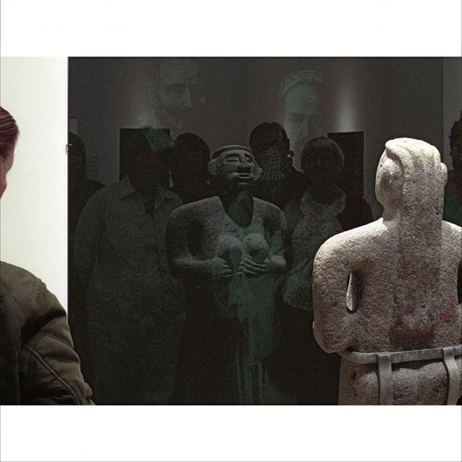 Pedro Lasch Black Mirror/Epejo Negro, 2007-2008