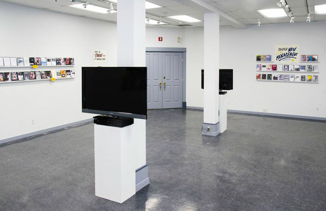 Suzanne Carte and Su-Ying Lee Under New Management: Video Rental Store, 2010